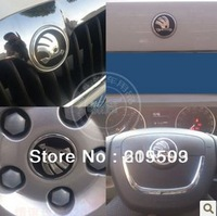 Free shipping Skoda Octavia car standard,7PCS/set,High quality
