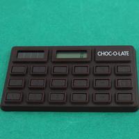 Vancl gift chocolate calculator mini calculator aroma calculator portable calculator