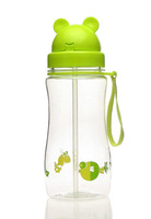 400ML FGA124-400  elegant plastic water bottle for kids