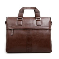 HOT New Fashion Men  Pu Leather Handbag Shoulder Bags Purse Briefcases
