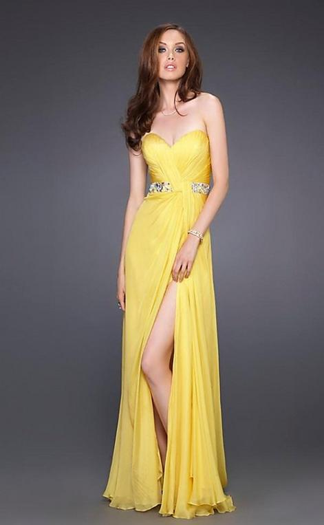 The bride married 2012 yellow hot-selling luxury chiffon fashion 763632(China (Mainland))