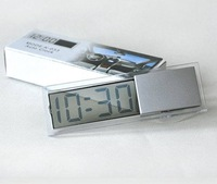 Automotive electronic watch  Household electronic watch Chuck fixed free shipping