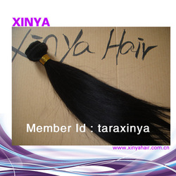 2013 high quality pure human hair weaving virgin cambodian hair on hot sale(China (Mainland))