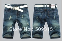 2014 Hot men Summer shorts,High quality,casual pants,men's jeans,boy's garment,Size:28-38,free shipping