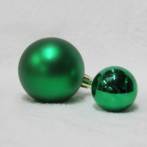 Green christmas ball for christmas decoration Christmas(China (Mainland))