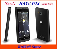 "JIAYU G3S  Smart Phone 4.5"" HD 1280x720 Gorilla IPS 3G Android 4.0 MTK6589 Quad Core 8MP GPS free shipping !"