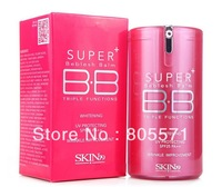 Hot selling New 1pcs  whitening sunscreen oil moisturizing BB cream makeup !!!