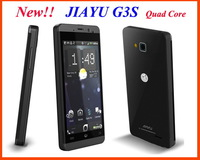 "JIAYU G3S   4.5"" HD 1280x720 Screen Android 4.0 OS MTK6589 Quadl Core 8MP Camera GPS free shipping"