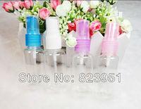 NEW Portable Mini  Plastic Perfume Atomizer Sprayer Spray Bottles Transparent Small Empty Spray Bottle 50ML