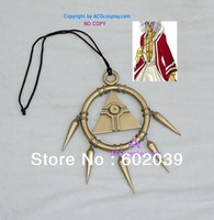 Anime Yu-Gi-Oh Thief King Bakura necklace cosplay prop ACGcosplay