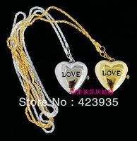 originality Heart-shaped Necklace Chain Watch, love pocket watch,ornament Keychain watch