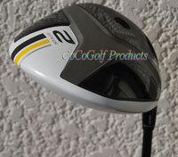 2014 New clubs stage2 Golf driver 10.5 loft Gaphite shaft R/Flex golf club With head covers EMS Free shipping