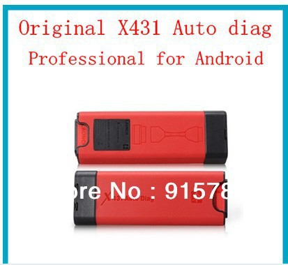 2013 newest Launch iDiag x431 auto diag for Ios / Android scanner Online Update X-431 AutoDiag intelligent Diagnosis with DHL(China (Mainland))