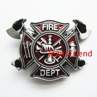 Western Belt Buckle Fashion all-match buckle life-saving axe buckle belt buckle