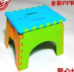 Colorful fashion creative plastic stool chair stool baby kindergarten children cartoon stool Free shipping(China (Mainland))