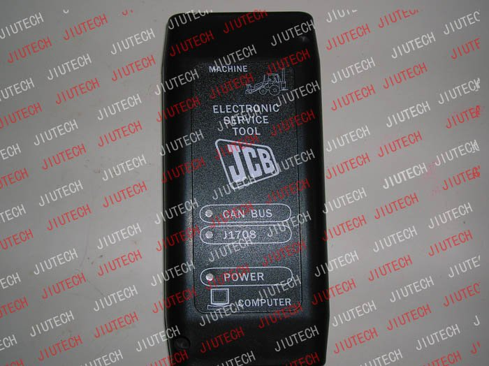 JCB diagnostic JCB Service Master v8.10 Version Heavy Duty Truck Diagnostic Scanner(Hong Kong)