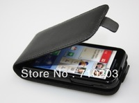 Original Flip  Leather Case Cover Full Skin Pouch For Motorola Defy Me525 Mb525 Free Shipping