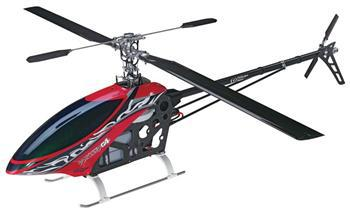Thunder Tiger Raptor 90G4 E720 Electric Heli Kit TTR4790-K10(China (Mainland))
