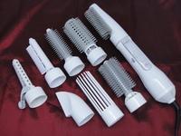 Free Shipping Multifunctional hair sticks hair roller hair dryer comb high power hair tools