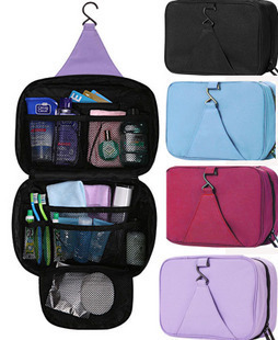 Big capacity portable hanging travel toiletry bags travel bag/washing cosmetic bag set to receive package(China (Mainland))