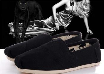 NEW  Arrive Classics canvas shoes women's Flat shoes Crochet shoes ballet flashing shoes 20pcs