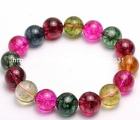 buy colorful popcorn crystal 12mm bracelet