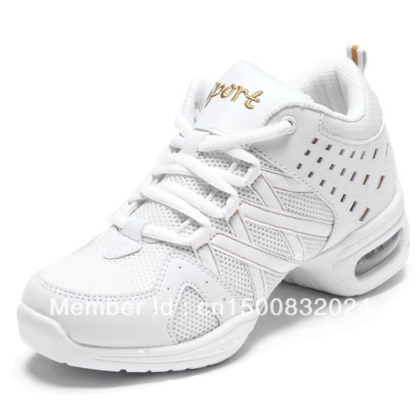 Free shipping Mordern Dance Design Sports Shoes Size 36-40 Breathable Casual Air Running Shoes Durable Women Footwear 13002(China (Mainland))