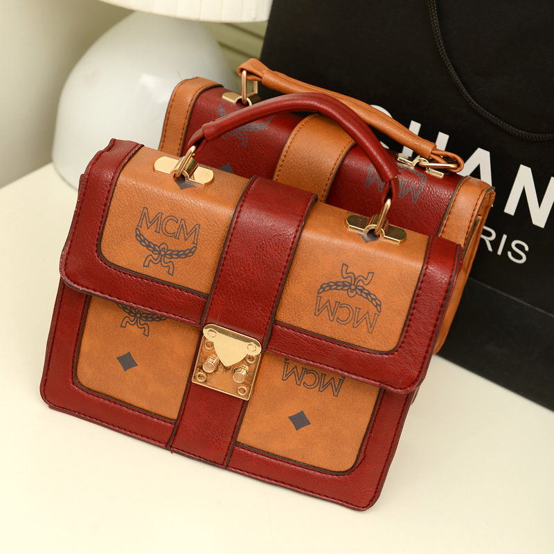 2013 spring and summer vintage small box women&#39;s handbag bag messenger bag handbag small bag(China (Mainland))