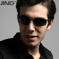 Male sunglasses male sunglasses polarized aluminum magnesium driving mirror car sun glasses