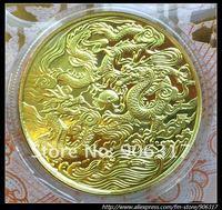 Original Mini dragon Mint Company coin .999 copper  25pcs/lot
