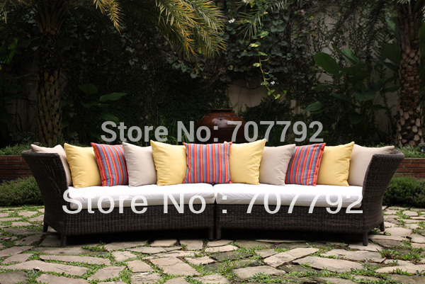 2013 New Design outdoor rattan antique sofa set designs(China (Mainland))