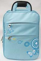 13.3 - 14.1 - 15 flower laptop bag double-shoulder women's fashion laptop bag