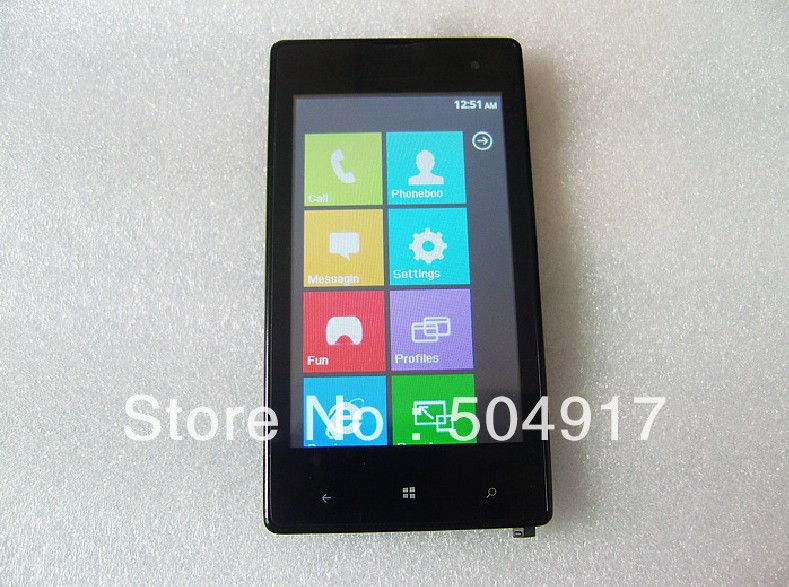 hot selling 4.0&quot;inch touch Screen dual SIM card N9 820 920 TV WIFI Mobile Phone 5 Color russian polish language free Shipping(China (Mainland))