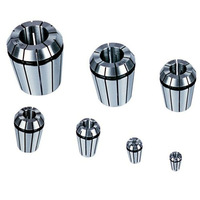 Full 15pcs ER25 SPRING COLLET Set For CNC milling lathe tool Engraving machine