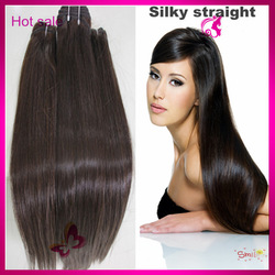 Mix length of indian virgin straight hair,4pcs/Lot,100% human hair,AMY hair, 5A grade,DHL free shipping.(China (Mainland))