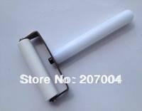 7cm white roller wheel  for iPhone 4 4s 5 lcd screen film