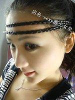 Ds all-match hair rope false braids tousheng hiphop hip-hop hiphop ds jazz hair bands