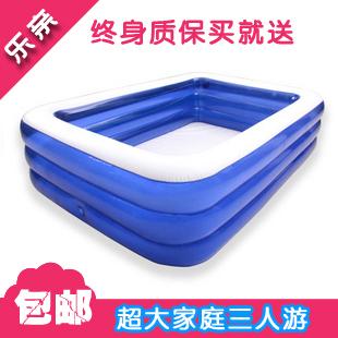 Large swimming pool infant children paddling pool baby inflatable baby swimming pool thickening