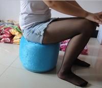 3pcs/set soft Plush Inflatable Chair Toy stuffed animals full air PVC inside stool 24 styles cartoon Size:32*32*41cm