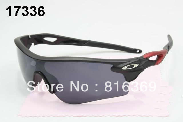 2013 new brand outdoor sports bike new radar sunglasses for men and women&#39;s sunglasses, glasses box and cloth(China (Mainland))