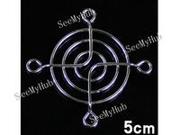 Free shipping 5cm fan protective metal grille 5 cm dedicated fan