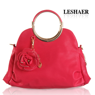 Free shipping 2013 women&#39;s handbag women&#39;s handbag flower bag messenger bag(China (Mainland))