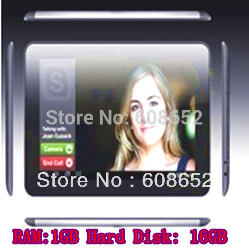 Retail - M1011A / RAM:1G DDR3,Hard Disk: 16GB Nand Flash/ multi-functional, tablet Computer, Computer and Networking(China (Mainland))