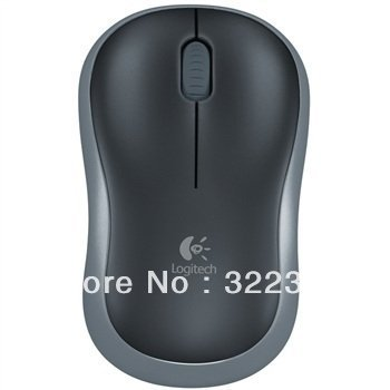Logitech M185 Wireless Computer Laptop Mouse free shipping(China (Mainland))