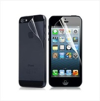 Free Shipping+For iphone 5 Clear Screen Protector ,Guard for iPhone 5LCD,Protective Film for iPhone 5