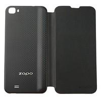 100% Original Protective Flip Cover Case for ZOPO C2 ZP980 Smart Phone 2pcs/lot