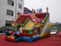 inflatable gaint slide, inflatable kids slide, slide