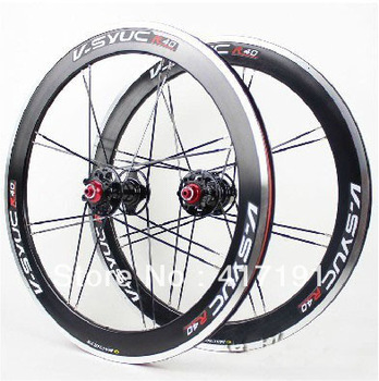 wholesale!!!MACHETE 451/406 DISC/sword wheelset,20inch Dahon bike wheel,JAVA astral wheel sets