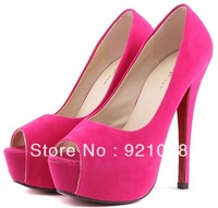 Free shipping  2013 Sexy open toe fashion shoe ultra high-heeled shoes princess thin heels platform sandals shoes