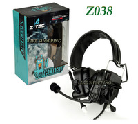 Z Tactical ZcomTAC IV Headset (Z-038-BK)